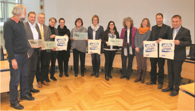 Kulturagentin unterstützt vier Schulen