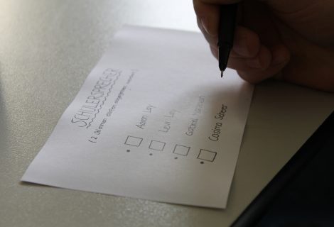 Schülersprecherwahlen