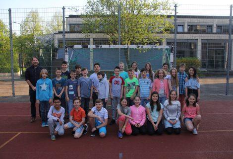 Klassenfotos neue 5er 2017/18