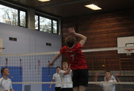 Volleyballturnier 2018
