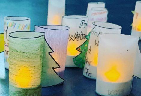 Lichter schenken Freude