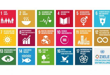 Projekt der Klasse 10a – unsere 17 Nachhaltigkeitsziele